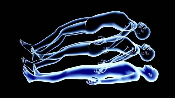 3 HOURS Astral Projection: Theta Waves ☯ Isochronic Tones Meditation Bin...
