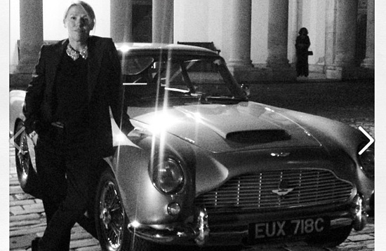 007 James Bond, Skyfall Preview with Aston Martin