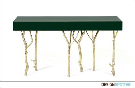 Fig Tree Console designed by Ginger & Jagger