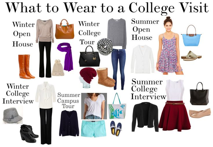 What To Pack For A College Visit 94