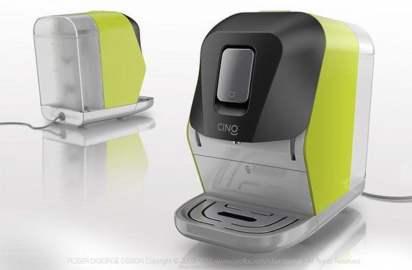 Capsule / Pod Coffee Maker on Behance