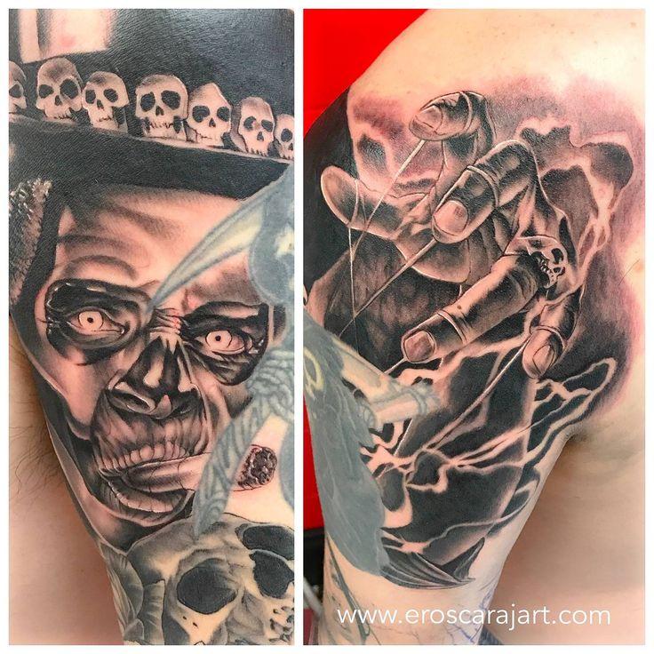 eroscarajart | Brisbane tattoo artist | Brisbane Tattoo | eroscarajart