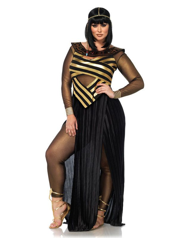 Check out Sexy Curvy Nile Queen Costume - Wholesale Plus Size Costumes for Adults from Wholesale Halloween Costumes