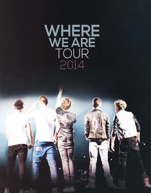Is it true that the are not going to let kids 12 and under into the Where We Are Tour? COMMENT