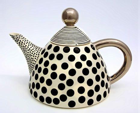 Dotty Teapot, Mark Daley