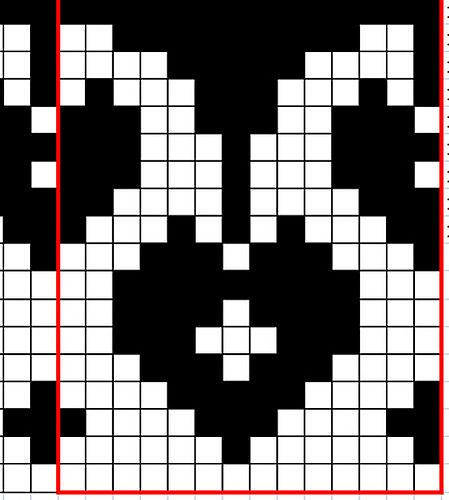 Ravelry: Sticka! Mysterievante pattern by Eva-Lotta Staffas