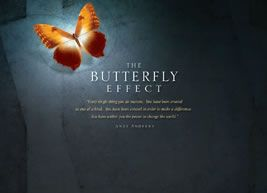The Butterfly Effect is a great book!