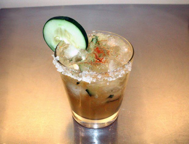 For a smokier flavor, use mezcal instead of tequila in your cocktail.