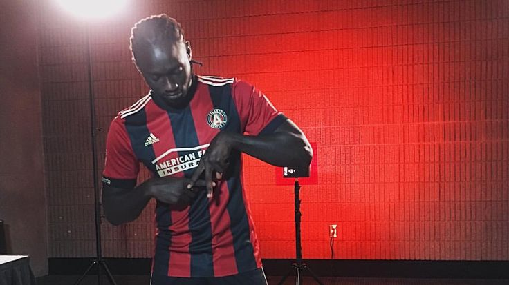 Kenwyne Jones, Atlanta United, 2016