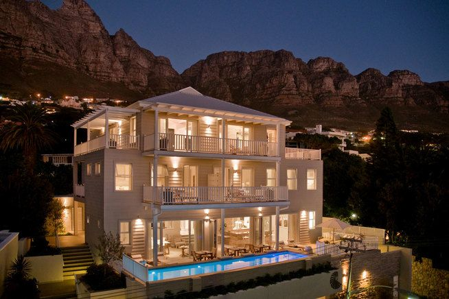Sea Five Boutique Hotel. Set a few streets back from Camps Bay beach, a favourite of Cape Town's rich and beautiful, Sea Five is blissful in every way. Timbuktu Travel