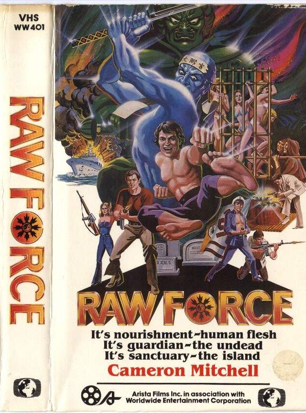 Kuvahaun tulos haulle raw force movie