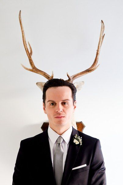 Andrew Scott as 'Bun' | The Stag.