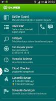 Telefon Dahisi - Akıllı Telefon Uygulamaları: GÜVENLİK UYGULAMASI DR WEB V.10.0.0 FULL APK İNDİR...