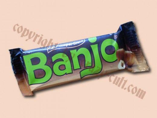 Banjo-Schokoriegel