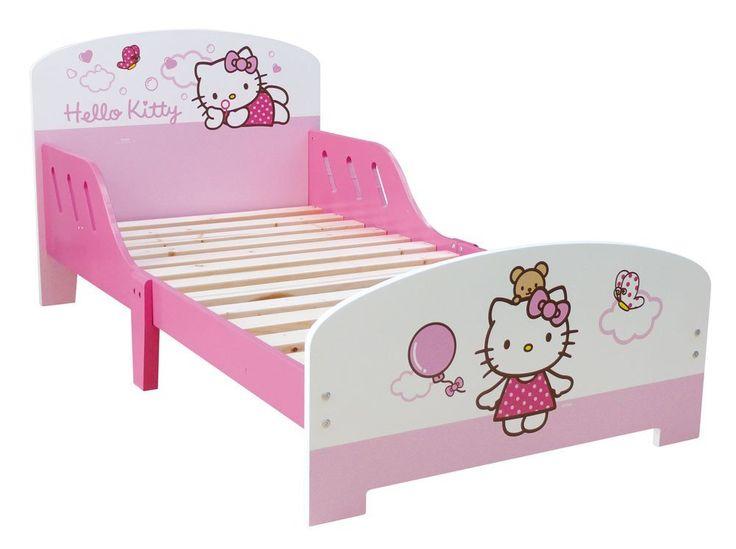 Dieses Bett Ist Ideal Für Den Sanften Übergang Von Einem Kleinen Babybett  Zu Einem Größeren Bett. Seine Maße Sind Perfekt Für Kinder Ab 2 Jahren: ...