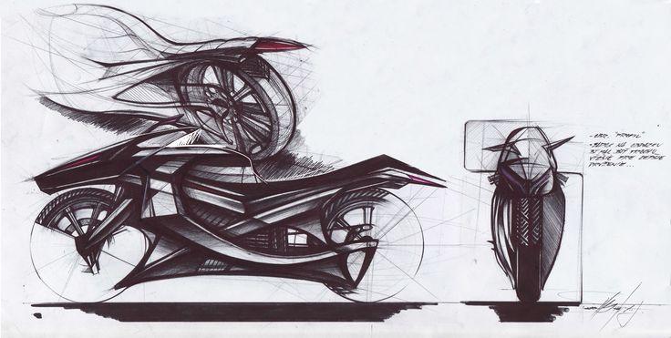 bosh3_design_seth god of egypt motorcycle concept