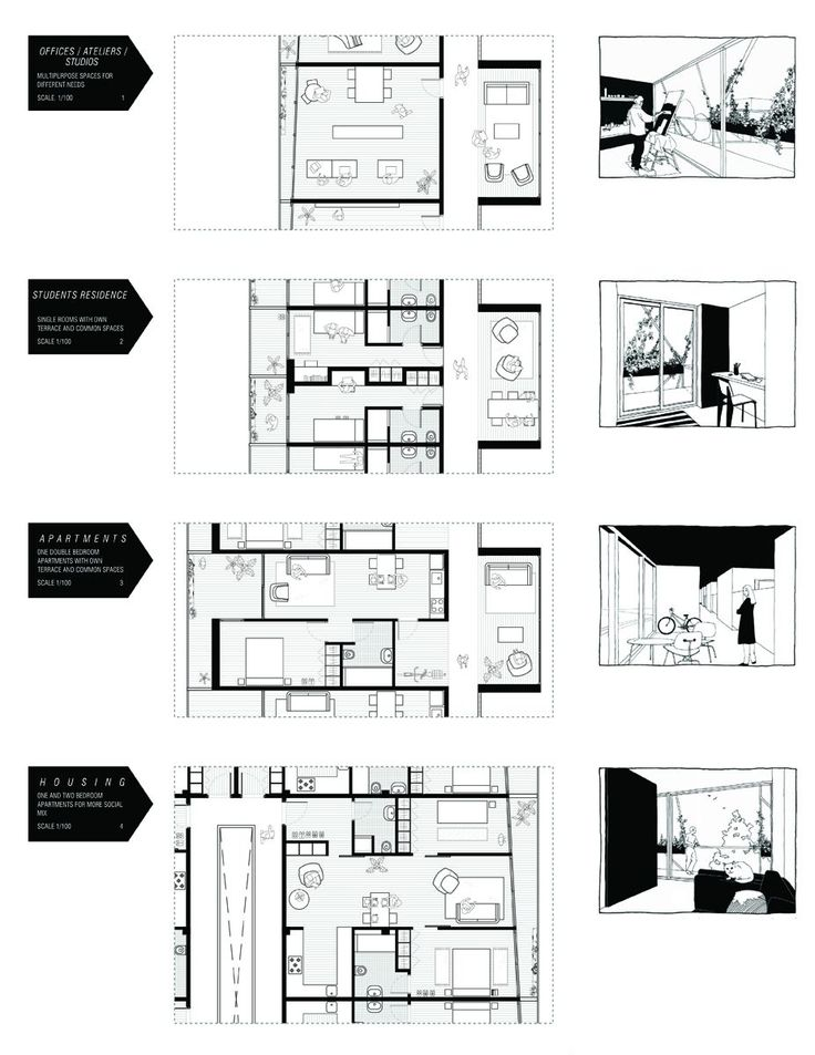 59 best architecture floor plans images on pinterest for Bach floor plans