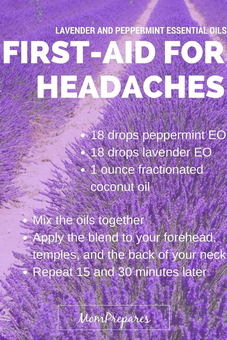 Essential Oils For Headaches: Say Goodbye to Blistering Migraines