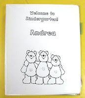 Homework Binders for Pre-K, Kindergarten, and First Grade | Heidi Songs