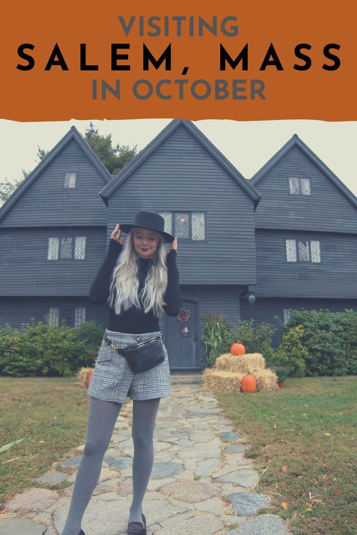 Salem In October Witch City Guide In 2020 Travel Usa Best