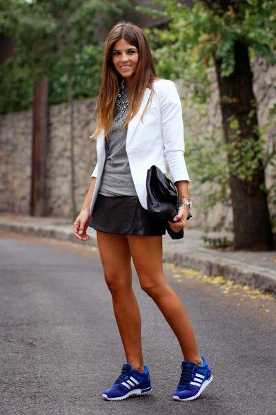 Zapatillas deportivas, nuevo must in en nuestros looks | Cuidar de tu belleza es facilisimo.com