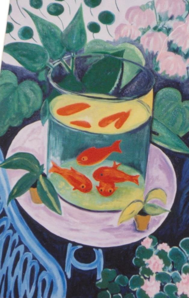 rybičky