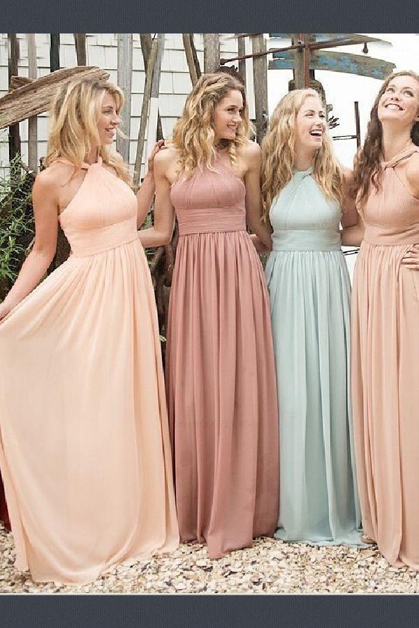 3a70b800ee Long Bridesmaid Dress  LongBridesmaidDress