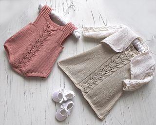 OGE Baby A-Line Dress, Bolero & Rompers