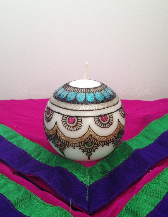 Hey, I found this really awesome Etsy listing at https://www.etsy.com/listing/227240721/candle-decorative-candle-henna-candle