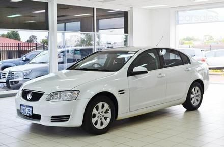 2011 Holden Commodore Omega VE Series II Auto MY12