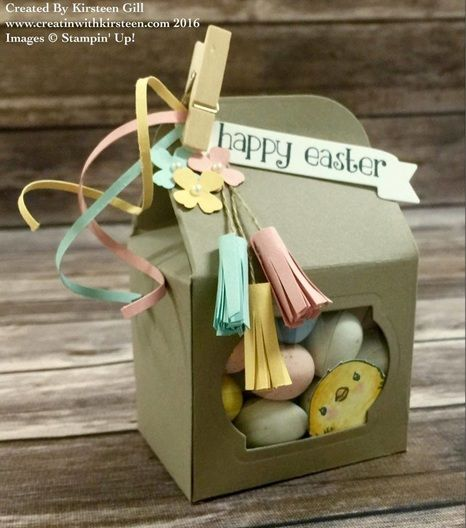 263 best stampin up easter images on pinterest easter treat box kirsteens blog hop beauty sfmarbloghop negle Image collections