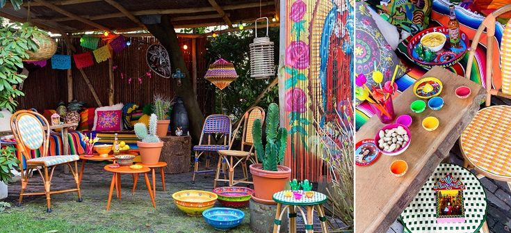 Outdoor trends 2015: Garden party - FemNa40
