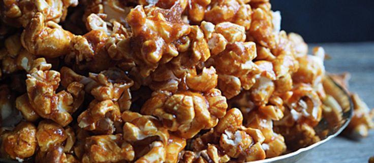 Karamellpopcorn – Smakfull oppskrift fra Ida Gran Jansen