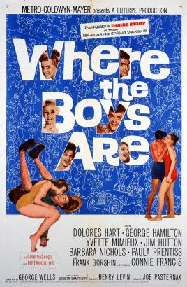 Where+The+Boys+Are+1984 | Where the Boys Are (1960) - Trailers, Reviews, Synopsis, Showtimes and ...