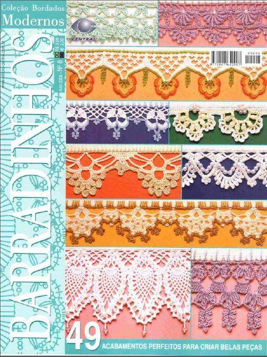 crochet edging book @Af's 11/2/13