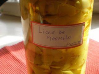 Licor de Marmelo