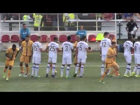Sutton United vs Dag and Red - http://www.footballreplay.net/football/2016/08/29/sutton-united-vs-dag-and-red/