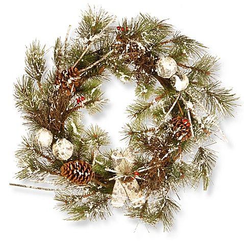 National Tree Company 24-Inch Christmas Wreath<BR>