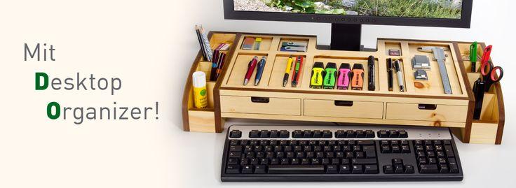 DO-Nature – Desktop Organizer