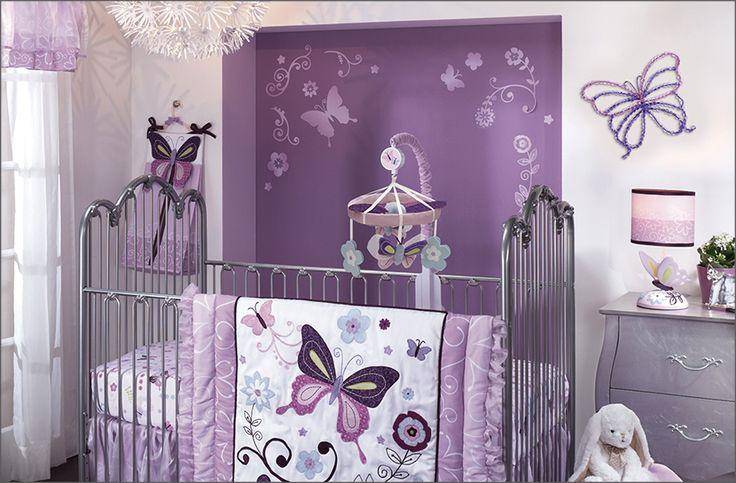 Butterfly Lane Room - So much more beautiful in person than in the photos. I absolutely love this set! It looks amazing in my little girl's room! Very well made.