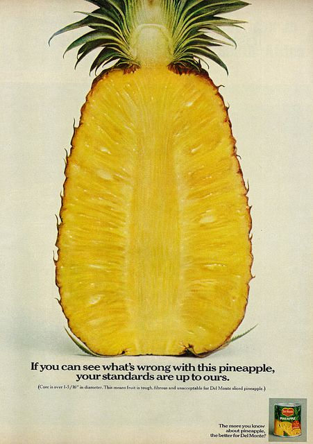 1970 Food Ad, Del Monte Sliced Pineapple | Flickr - Photo Sharing ...