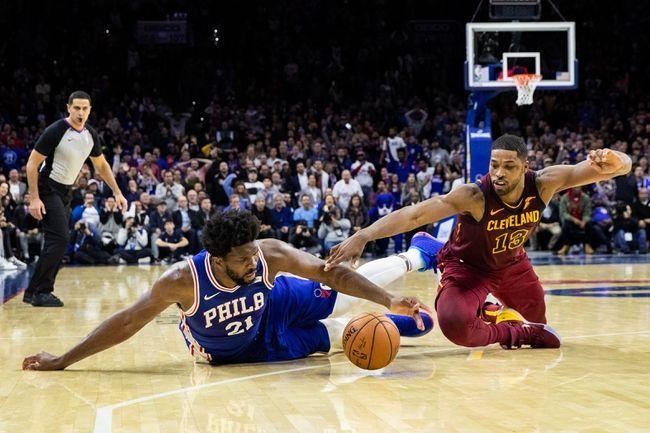 Cleveland Cavaliers Vs Philadelphia 76ers 11 17 19 Nba Pick Odds And Prediction Philadelphia 76ers Cleveland Cavaliers Nba