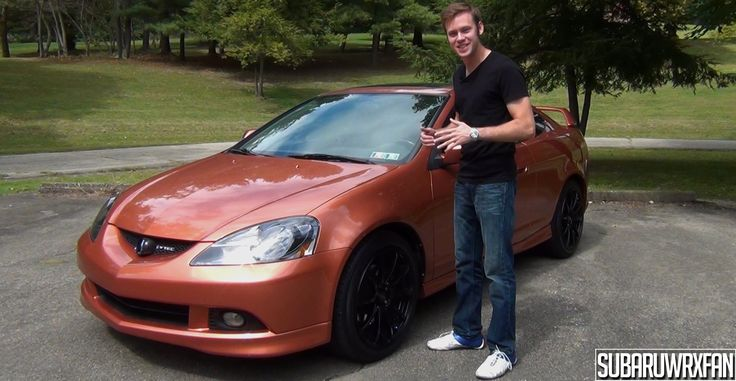 Review: 2006 Acura RSX Type-S by SubaruWRXfan