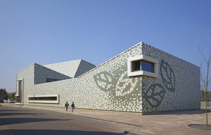 Simone Drost Architecture, Rotterdam, zintuiglijke en duurzame architectuur, Drost en van Veen, Woningen Stadhouderspark, Vught