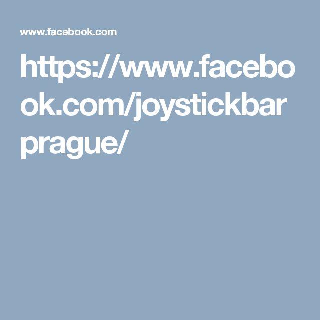 https://www.facebook.com/joystickbarprague/
