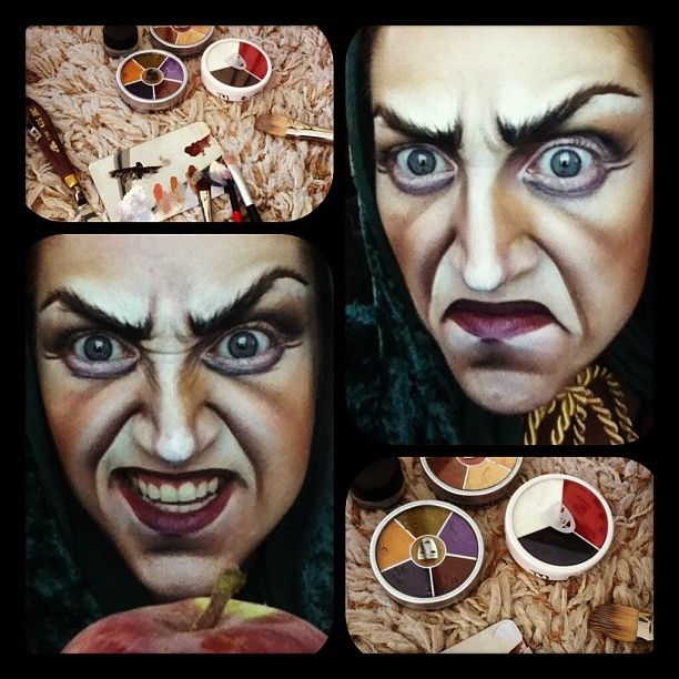 apple of my eye halloweenmakeup stagemakeup snowwhite witches pinterest apples. Black Bedroom Furniture Sets. Home Design Ideas