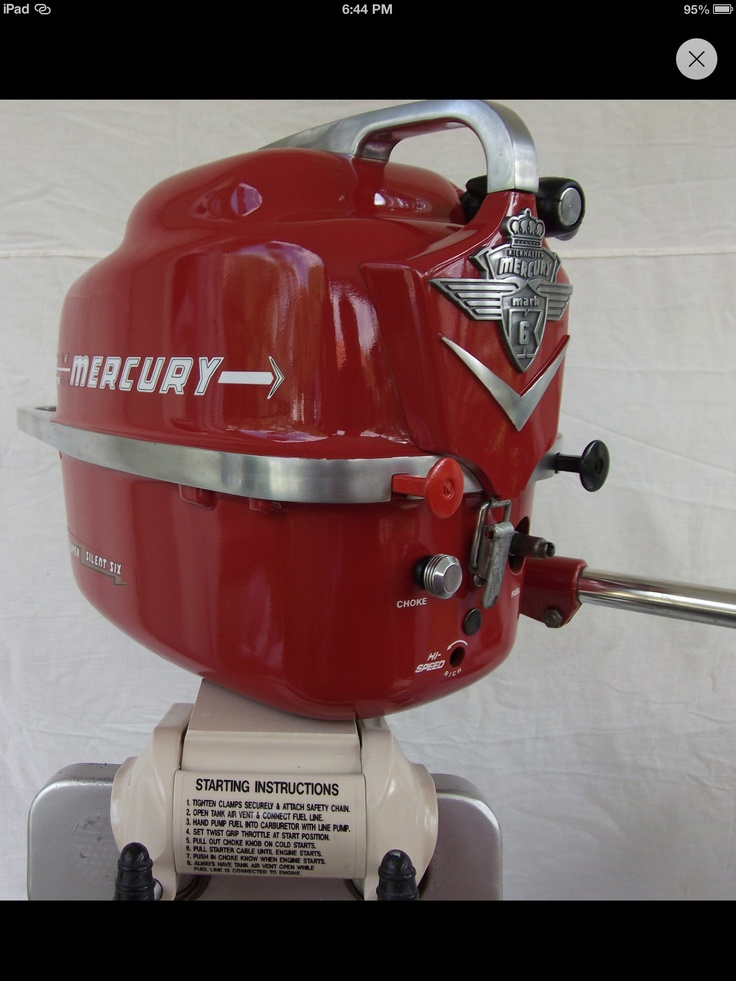 201 best images about antique outboard motors on pinterest for Vintage mercury outboard motors