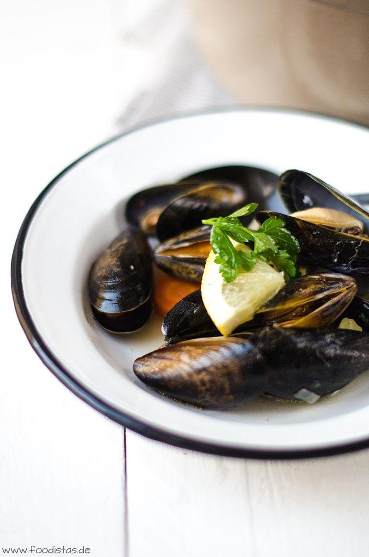 Moules avec Café de Paris Mayonnaise, Muscheln zubereiten | foodistas.de