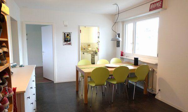 Grosszügige 3.5 Zimmer Wohnung in Wetzikon zu vermieten.