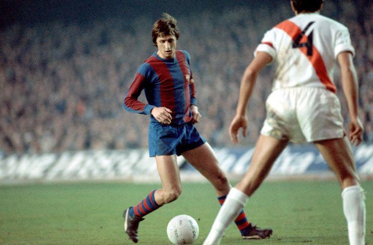 NASL Soccer North American Soccer League Players-Johan Cruyff